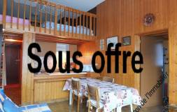 446 LAMOURA : Appartement type T2 sous offre