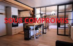 582 LAJOUX : Appartement T2 rénové