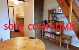 585 MIJOUX : Studio duplex
