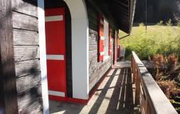 588 : Chalet station MIJOUX / LELEX