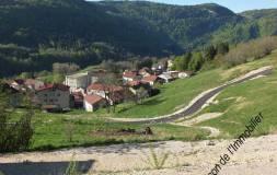 398 SEPTMONCEL : Terrains viabilisés à vendre