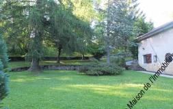 429 PROCHE LAMOURA : Maison ancienne avec terrain à vendre
